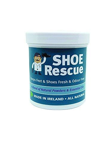 Fuß-und Schuhpuder 100g - Fußgeruch-Entferner und Eliminator