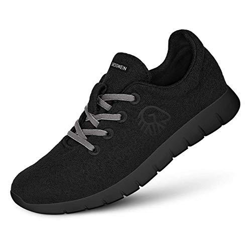 Giesswein Merino Runners Men - Sportliche Herren Sneaker, Atmungsaktiver Halbschuh, Herrenschuhe, 100% Merino Wolle