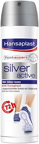 Hansaplast Silver Active Fußspray